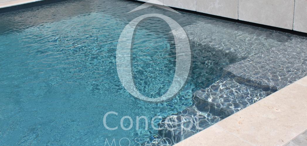 O Concept Mosaïques Piscine bleue_OC308