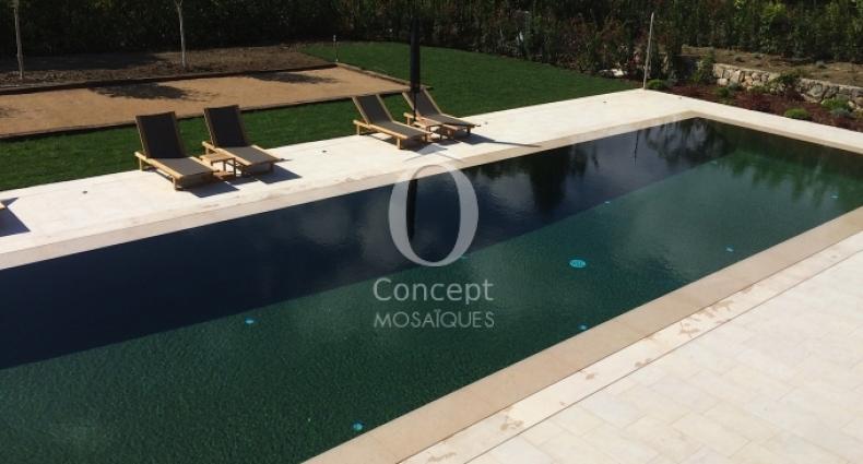 O Concept basin green